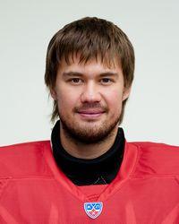 Ivan Kasutin в СКА