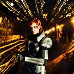 Анна Молева Mass Effect