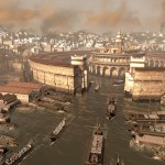 Total War: Rome 2 скриншот гавань