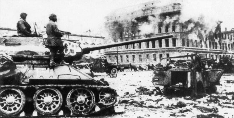 World of Tanks T-34-85